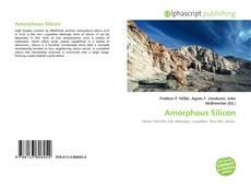 Amorphous Silicon的封面