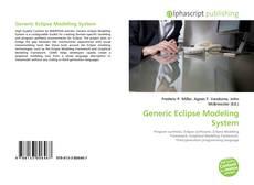 Couverture de Generic Eclipse Modeling System