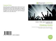 Choking Victim kitap kapağı
