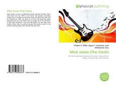 Mick Jones (The Clash)的封面