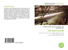 Couverture de Via Rail Canada