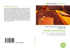 Bookcover of Weekly Torah Portion