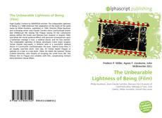 Borítókép a  The Unbearable Lightness of Being (Film) - hoz