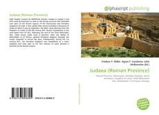 Borítókép a  Judaea (Roman Province) - hoz