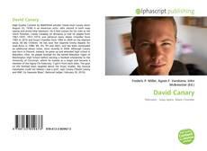 David Canary kitap kapağı