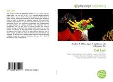 Bookcover of Cai Lun