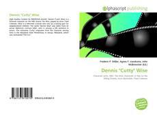 """Capa do livro de Dennis """"Cutty"""" Wise"""