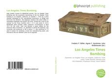 Bookcover of Los Angeles Times Bombing