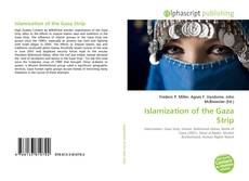 Bookcover of Islamization of the Gaza Strip