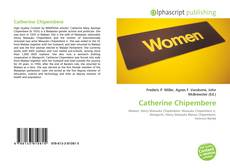 Catherine Chipembere的封面