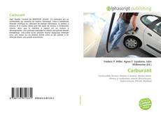 Bookcover of Carburant