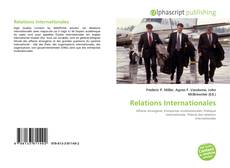 Relations Internationales kitap kapağı