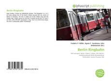 Capa do livro de Berlin Ringbahn
