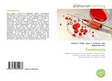 Bookcover of Carotenosis
