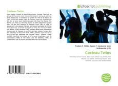Обложка Cocteau Twins