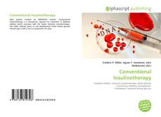 Copertina di Conventional Insulinotherapy