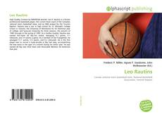 Bookcover of Leo Rautins
