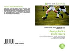 Capa do livro de Gauliga Berlin-Brandenburg