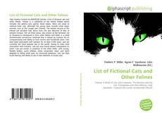 Обложка List of Fictional Cats and Other Felines