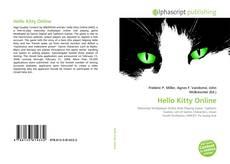 Buchcover von Hello Kitty Online