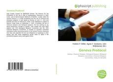 Copertina di Geneva Protocol