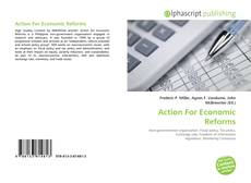 Bookcover of Action For Economic Reforms