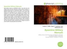 Обложка Byzantine Military Manuals