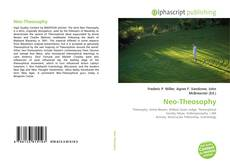 Bookcover of Neo-Theosophy