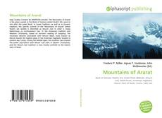 Bookcover of Mountains of Ararat