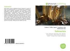 Borítókép a  Salmacisia - hoz