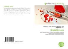 Bookcover of Diabetic sock