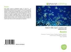 Rostre kitap kapağı
