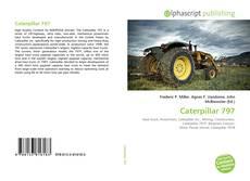 Caterpillar 797 kitap kapağı