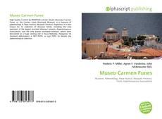 Обложка Museo Carmen Funes