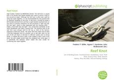 Bookcover of Reef Knot