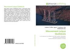 Bookcover of Mouvement Laïque Québécois