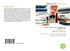 Copertina di White Ethnic