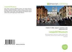 Buchcover von Leopold Museum