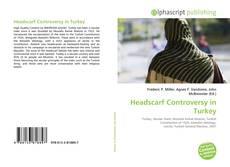 Buchcover von Headscarf Controversy in Turkey