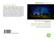 Bookcover of Grove Church Cemetery