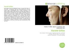 Bookcover of Harold Gillies