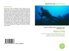 Buchcover von Aqua-Lung