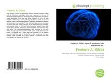 Frederic A. Gibbs的封面