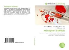Buchcover von Monogenic diabetes