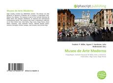 Museo de Arte Moderno kitap kapağı