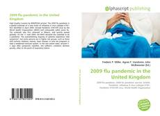 Bookcover of 2009 flu pandemic in the United Kingdom