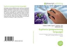 Capa do livro de Euphoria (programming language)