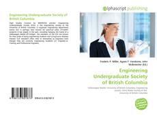 Buchcover von Engineering Undergraduate Society of British Columbia