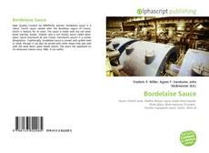 Bookcover of Bordelaise Sauce