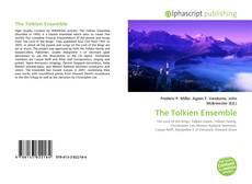 Обложка The Tolkien Ensemble